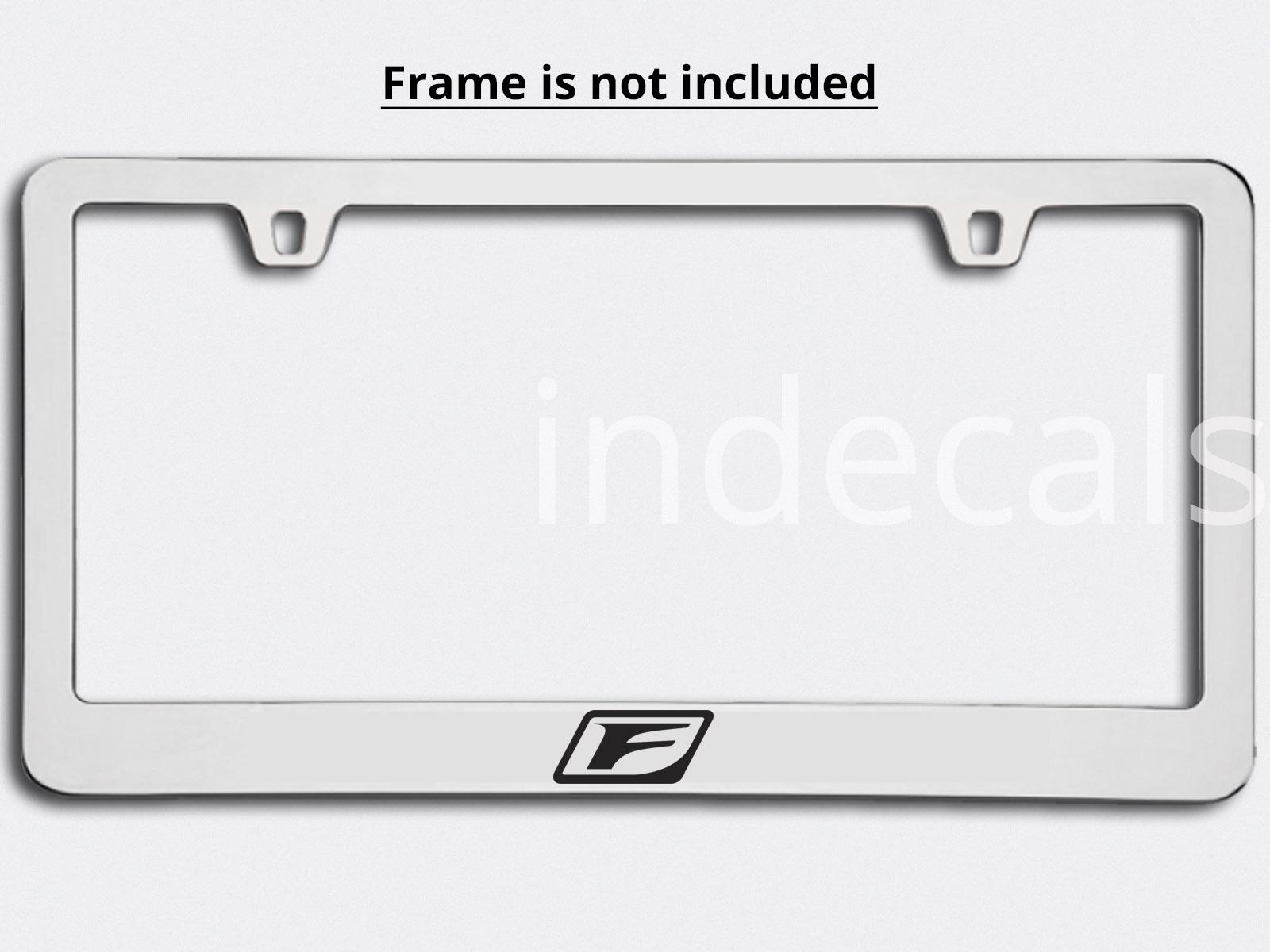 Lexus Stickers & Decals - indecals.com